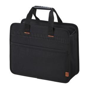 らくらくPCキャリーM(BAG-BOX1BK2)(即納)|sanwadirect