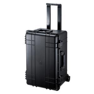 ハードツールケース キャリータイプ PP樹脂製 精密機器(BAG-HD5)(即納)|sanwadirect