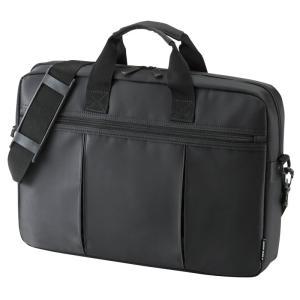 ノートPCバッグ 15.6型ワイド ビジネスバッグ メンズ カバン 鞄 取っ手 ブリーフケース おしゃれ(即納)|sanwadirect