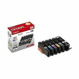 BCI-351XL+BCI-350XL/6MP キャノン CANON 純正 インクカートリッジ 大容量 BCI351XL BCI350XL(即納)|sanwadirect