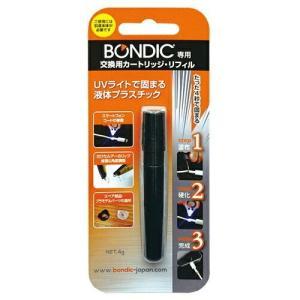 BONDIC 専用 プラスチック 接着剤 交換用リフィルカートリッジ(即納)|sanwadirect