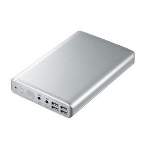 モバイルバッテリー ノートパソコン 50000mAh 大容量 4ポート(BTL-RDC12N)(即納)|sanwadirect