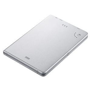 モバイルバッテリー USB充電ポート付き ノートパソコン用(BTL-RDC6N)|sanwadirect
