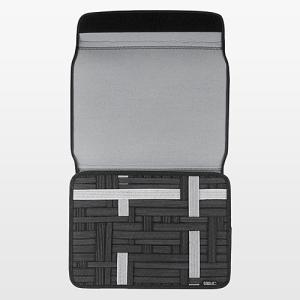 MacBook Airケース 13インチ 「GRID-IT!」付属 Cocoon Wrap 13 バッグインバッグ(CPG38BK)(即納)|sanwadirect|06