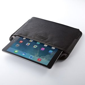 インナーケース iPad Air 対応 タブレット ケース カバー Cocoon ガジェット 収納 10インチ GRID-IT バッグインバッグ(即納)|sanwadirect|04