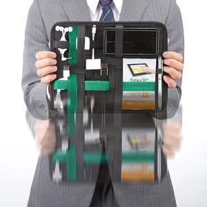 インナーケース iPad Air 対応 タブレット ケース カバー Cocoon ガジェット 収納 10インチ GRID-IT バッグインバッグ(即納)|sanwadirect|05