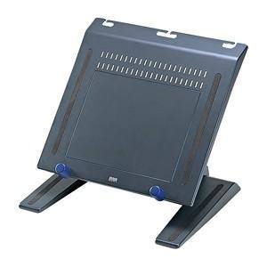 PCスタンド パソコンスタンド キーボード収納スペース付のノートPCスタンド(CR-35)(即納)|sanwadirect