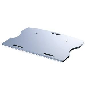 PCスタンド パソコンスタンド 折りたたみ可能で持ち運びにも便利な6段階調節タイプ(CR-36)(即納)|sanwadirect