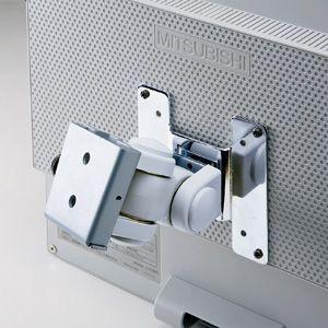 モニタアーム モニタースタンド 液晶ディスプレイアーム 壁面取付け (CR-LA303)(即納) sanwadirect 04