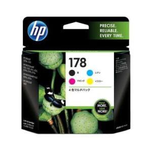 HP プリントカートリッジ HP178 4色マルチパック 純正 178(即納)