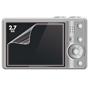 デジカメ 液晶保護フィルム 2.7インチ (DG-LC8)(即納)|sanwadirect