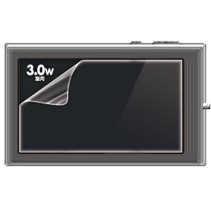 デジカメ 液晶保護光沢フィルム 3.0インチ ワイド(DG-...
