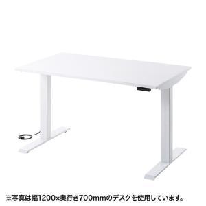 電動昇降デスク W1000×D700×H700から1200mm(ERD-T10070)|sanwadirect