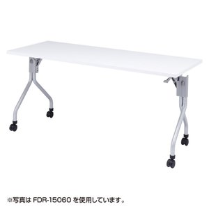 会議テーブル 会議机 幅1800×奥行き600mm(FDR-18060)|sanwadirect