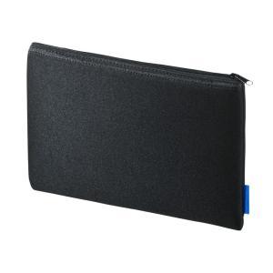 インナーケース マルチクッションケース 7インチタブレット対応 ブラック(IN-C2)(即納)|sanwadirect