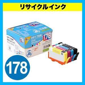 合計5,000円以上お買い上げで送料無料(一部商品・地域除く)! HP178 4色マルチパック CR...