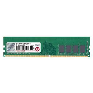 増設メモリ デスクトップパソコン用 8GB DDR4-2400 PC4-19200 U-DIMM JM2400HLB-8G Transcend|sanwadirect