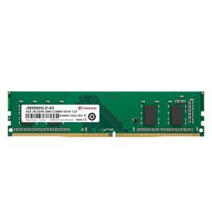 デスクトップ用増設メモリ 4GB DDR4-2666 PC4-21300 U-DIMM JM2666HLD-4G Transcend トランセンド
