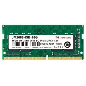 メモリ 増設メモリ サンワサプライ Transcend ノートPC用 16GB DDR4-2666 ...