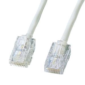INS1500 ISDNケーブル 3m(KB-INSRJ45-3N)(即納) sanwadirect