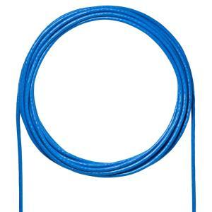 カテゴリ6A LANケーブルのみ ブルー 100m|sanwadirect