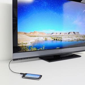 HDMIケーブル マイクロHDMI Xperia htc EVO WiMAX 2m(KM-HD23-20)(即納)|sanwadirect
