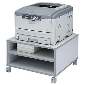 プリンター台 プリンタースタンド ボックスタイプ レーザープリンター用(LPS-T103K) sanwadirect 04