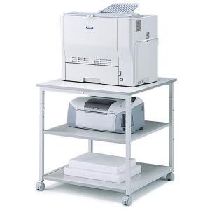 レーザープリンタスタンド W700×D700×H700mm(LPS-T104N)(即納)|sanwadirect|03