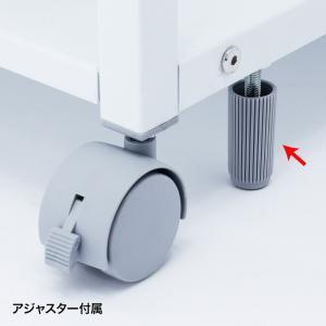 プリンタスタンド W700×D700×H700mm(LPS-T7070)(即納) sanwadirect 08