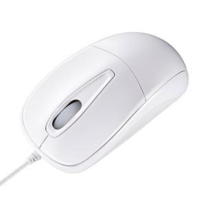 サイレントマウス ホワイト(MA-122HW)(即納)|sanwadirect