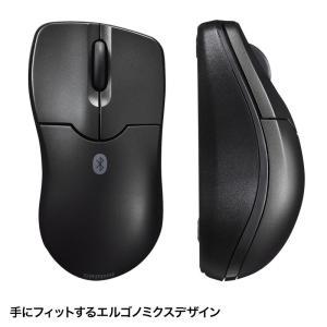 Bluetooth3.0 ブルーLEDマウス ブラック(MA-BTBL27BK)(即納)|sanwadirect|06