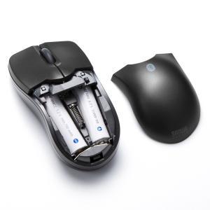 Bluetooth3.0 ブルーLEDマウス ブラック(MA-BTBL27BK)(即納)|sanwadirect|07