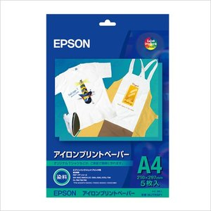 エプソン 純正用紙 Tシャツ プリント オリジナ...の商品画像