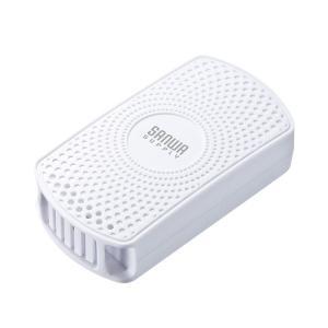 温度 湿度センサー内蔵ビーコン 防水防塵 3個セット(MM-BLEBC2)(即納)|sanwadirect