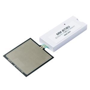 圧力センサー内蔵BLE ビーコン iBeacon対応 3個セット(MM-BTIB3)|sanwadirect