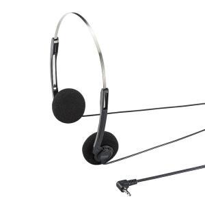 マルチメディアヘッドホン 軽量 ブラック(MM-HP212)(即納)|sanwadirect