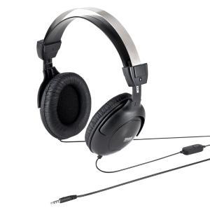 タブレット用ヘッドセット(MM-HS528TAB)|sanwadirect