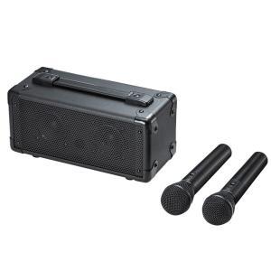 ワイヤレス拡声器 マイク スピーカー セット(即納)|sanwadirect