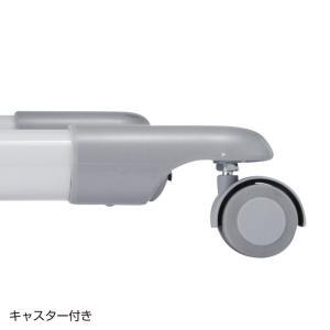 サイドテーブル ノートパソコンテーブル(NPC-10W)(即納)|sanwadirect|07