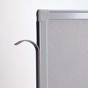 FF-3パネル用エンドカバー H1300mm オフィス用家具(OG-13EC-G)(取寄せ)|sanwadirect