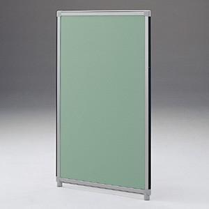 パーティションOGシリーズ H1500×W1200グリーン 受注生産 ついたて 目隠し 仕切り オフィス用家具(OG-152CG3005)(取寄せ)|sanwadirect