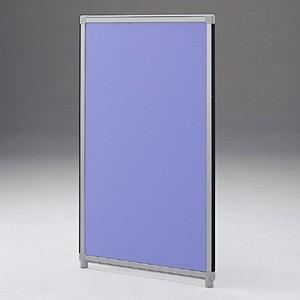 パーティションOGシリーズ H1500×W1200ブルー 受注生産 ついたて 目隠し 仕切り オフィス用家具(OG-152CG3006)(取寄せ)|sanwadirect