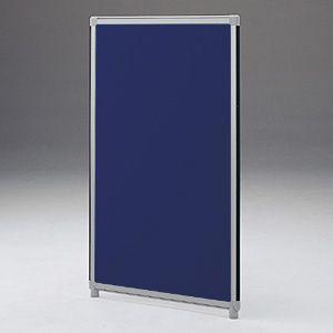 パーティションOGシリーズ H1500×W900ネイビー 受注生産 ついたて 目隠し 仕切り オフィス用家具(OG-159CG3009)(取寄せ)|sanwadirect