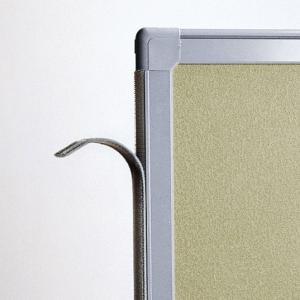 FF-3パネル用エンドカバー H1500mm オフィス用家具(OG-15EC-G)(取寄せ)|sanwadirect