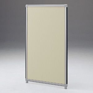 パーティションOGシリーズ H1800×W900ベージュ 受注生産 ついたて 目隠し 仕切り オフィス用家具(OG-189CG3008)(取寄せ)|sanwadirect