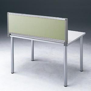 パーテーション デスク パネル シリーズ H400×W700ベージュ 受注生産 ついたて 目隠し 仕切り オフィス用家具(OU-0470C3008)(取寄せ)|sanwadirect