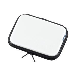 電子辞書ケース 衝撃吸収ハードタイプホワイト(PDA-EDC30W)(即納)|sanwadirect