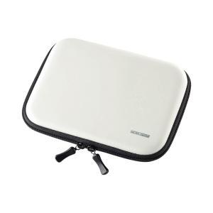 電子辞書ケース セミハードホワイト(PDA-EDC31W)(即納)|sanwadirect