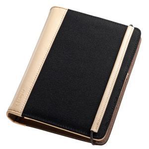 電子辞書ケース 手帳型タイプブラック(PDA-EDCT2BK...