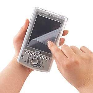 液晶保護フィルム PDA カシオペア E-3000 専用(PDA-F25) sanwadirect